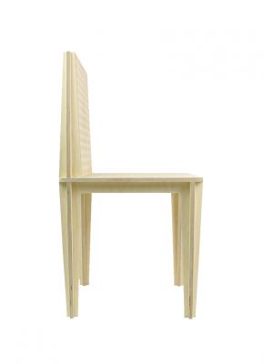 Cruciform Chair
